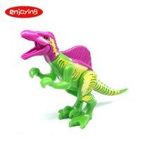 Legoings Kỷ JuRa Thế Giới Công Viên Khủng Long Raptor Pterosaurs Triceratops Mô Hình Khối Xây Dựng Nhân Vật Đồ Chơi Lắp Ghép Playmobil Dành Cho Trẻ Em