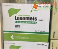 Levomels 5G (Hộp*10 Ống)