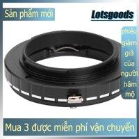 LM-FX Ống Kính Adapter Ring Cho Leica M Đến Cho Fuji X Máy Ảnh Không Gương Lật