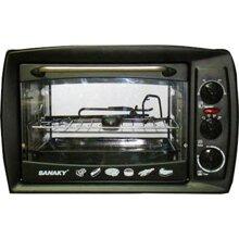 Lò nướng cơ Sanaky VH35S (VH-35) - 35 lít, 1600W, màu S/ B/ N