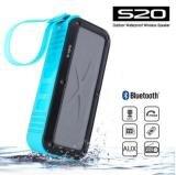 Loa Bluetooth chống nước W-King S20 (Xanh rêu)