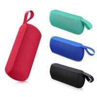 Loa Bluetooth Không Dây Loa Âm Thanh 3D Stereo Cột Loa Ngoài Trời Hỗ Trợ Thẻ TF FM AUX Đầu Vào
