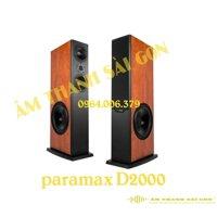 LOA KARAOKE PARAMAX D2000