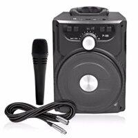 Loa kéo karaoke bluetooh mini P88 - P88-002