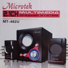 Loa vi tính Microtek MT662U/4.1