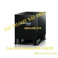 Loa Sub Guinness SB-1800 III