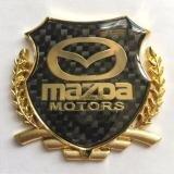 Logo nổi trang trí dành cho ô tô Mazda