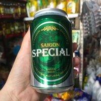 Lon bia Sài Gòn SPECIAL 330ml