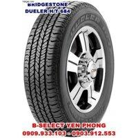 Lốp ôtô Bridgestone 255/60R18 XLPR 112H 684A