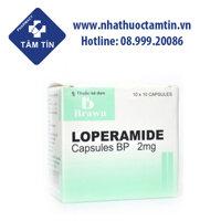 Loperamid 2mg Brawn