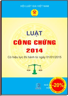 Luật Công Chứng