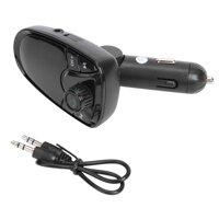 M1 Bluetooth Rảnh Tay Phát FM Dual USB Sạc MP3 Người Chơi Xe Hơi
