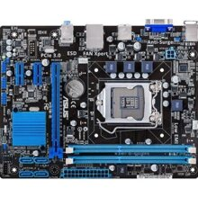 Bo mạch chủ - Mainboard Asus P8H61 - Socket 1155, Intel H61, 2 x DIMM, Max 16GB, DDR3