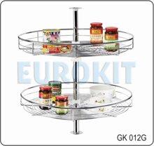 Mâm xoay tròn Eurokit GK 012G