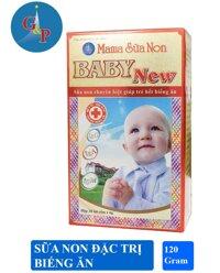 Mama Sữa Non Chuyên Biệt Cho Trẻ Biếng Ăn Baby New 120g