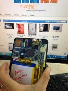 Máy tính bảng KingCom Joypad D77 Trắng