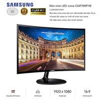 Màn hình cong Samsung 24 inch LC24F390 Chính Hãng Full HD Mới 100% Bảo Hành 2 Năm