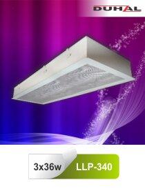 Máng đèn tán quang âm trần Duhal LLP340