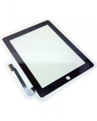 Mặt kính màn hình Cảm ứng ipad 2 rời ( ghi chú trắng đen)77