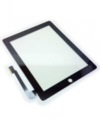 Mặt kính màn hình Cảm ứng ipad 3 rời ( ghi chú màu)77