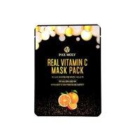 Mat Na Cai Thien Nep Nhan & Duong Trang Da Pax Moly Real Vitamin C Mask Pack 25ml