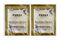 Mat na collagen Puroz cua Phap, duong trang da, chong nhan, lao hoa