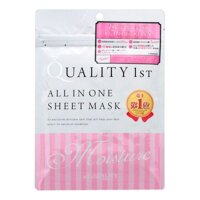 Mat Na Quality 1st All In One Sheet Mask Moisture