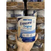 (Mẫu mới) LỐC 6 Sữa Ensure bột Mỹ 397g - Date 11/2021