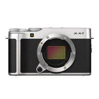 Máy Ảnh Fujifilm X-A7 Body (Bạc)