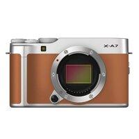 Máy Ảnh Fujifilm X-A7 Body (Nâu)