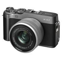 Máy Ảnh Fujifilm X-A7 Kit 15-45 MM F/3.5.5.6 OIS PZ (Xám)