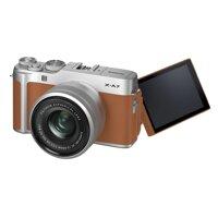 Máy Ảnh Fujifilm X-A7 Kit 15-45 MM F/3.5.5.6 OIS PZ (Nâu)