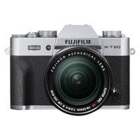 Máy ảnh Fujifilm X-T20 (Silver)