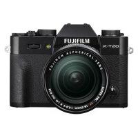 Máy ảnh Fujifilm X-T20 (Black)