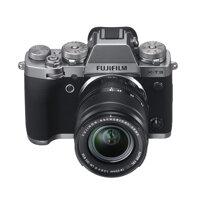 Máy Ảnh Fujifilm X-T3  Lens 18-55mm 26.1MP Silver - Hàng Chính Hãng