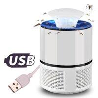 Máy bắt muỗi và côn trùng thông minh loại mới cổng USB kèm đèn ngủ den bat muoi va con trung thong minh loai moi cong USB kem den ngu