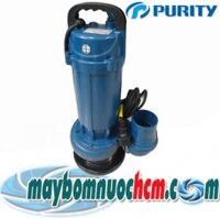 May bom chim hut nuoc sach Purity QDX10-15-0.75 1HP