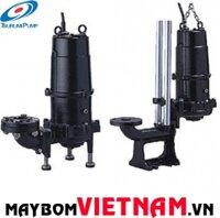 May bom chim hut nuoc thai canh nghien rac Tsurumi TOS50MG22.2 3HP