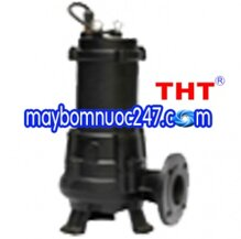 Máy bơm nước chìm công nghiệp thân gang THT WQ-B60-11-4 5.5HP