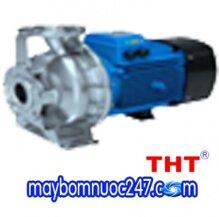 Máy bơm ly tâm trục ngang đầu inox THT LP65-50-160/5.5 7.5HP