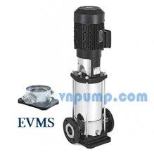 Máy bơm nước ly tâm Ebara EVMS 15 7N5Q1BEGE/7.5 - trục đứng, 10HP
