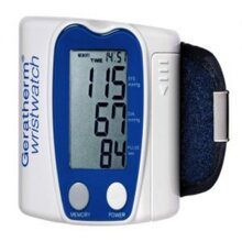 Máy đo huyết áp cổ tay Geratherm Wristwatch KP6130