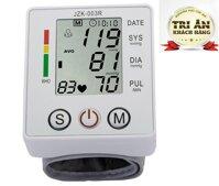 máy đo huyết áp omron mua máy đo huyết áp gia may do huyet ap nên mua máy đo huyết áp loại nào - Máy đo huyết áp mini thông minh cao cấp đến từ thương hiệu ELECTRONIC BLOOD PRESSURE MONITOR Model: JZK-003R của Anh Quốc