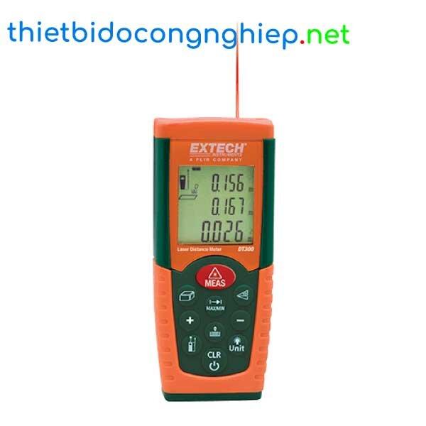 Máy đo khoảng cách bằng Laser Extech DT300