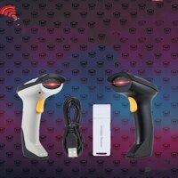 Máy Đọc Mã Vạch Cầm Tay, Thiết Bị Quét Mã Vạch Wireless 2.4G, Giá Tốt, Bảo Hành Tốt, Phân Phối Uy Tín Bởi ROC Store
