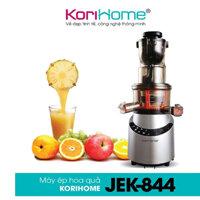 MAY EP CHAM HOA QUA KORIHOME JEK-844