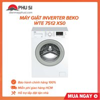 Máy Giặt Inverter Beko WTE 7512 XS0