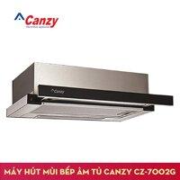 Máy hút khói khử mùi âm tủ bếp 7 tấc Canzy CZ-7002G