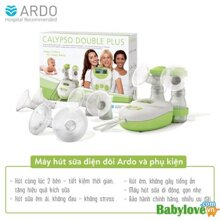 Máy hút sữa điện pin đôi Ardo Calypso 6300197