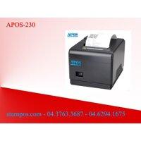 Máy in hóa đơn APOS-230 LAN